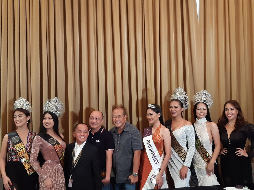 """Alma Concepcion a glimpse of the """"2019 miss philippines"""" (miss philippines"""